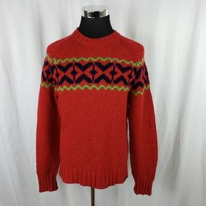 Abercrombie & Fitch XL Christmas Sweater Lambswool